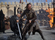 Film Aguilar Bûcher Combat