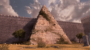 Piramide Cestia 1