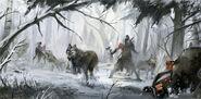 ACIII TOKW Ratonhnhaké-ton Loups