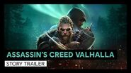 Assassin's Creed Valhalla Story Trailer (VOSTFR)