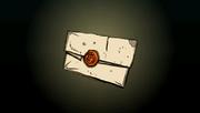 ACP Treasure Letter of Commission