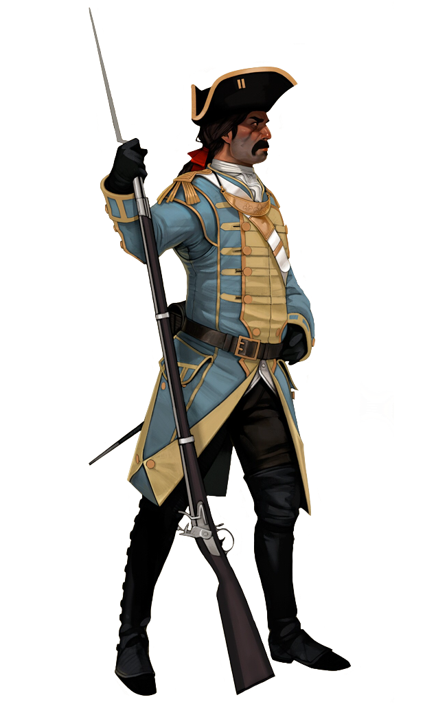 Officer (Liberation Animi Avatar)