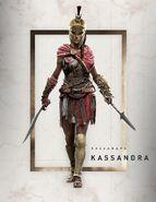 ACOD Kassandra Helmet Promotional Art