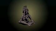 ACP Treasure Statue of the Goddess