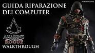 Assassin's Creed Rogue (ITA) - Guida Riparazione dei Computer