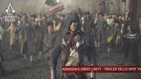 Assassin's Creed Unity - Trailer dello spot TV XBL IT