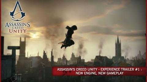 Assassin's Creed Unity -- Experience trailer 1 New engine, New gameplay UK