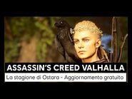 Assassin's Creed Valhalla- La stagione di Ostara - Aggiornamento gratuito