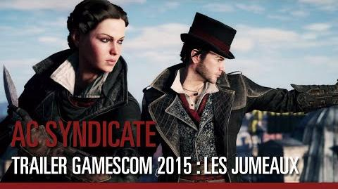 Assassin's Creed Syndicate – Gamescom 2015 Les Jumeaux
