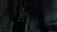 Chichen Itza Pillars