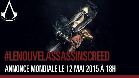 Annonce du nouvel Assassin's Creed