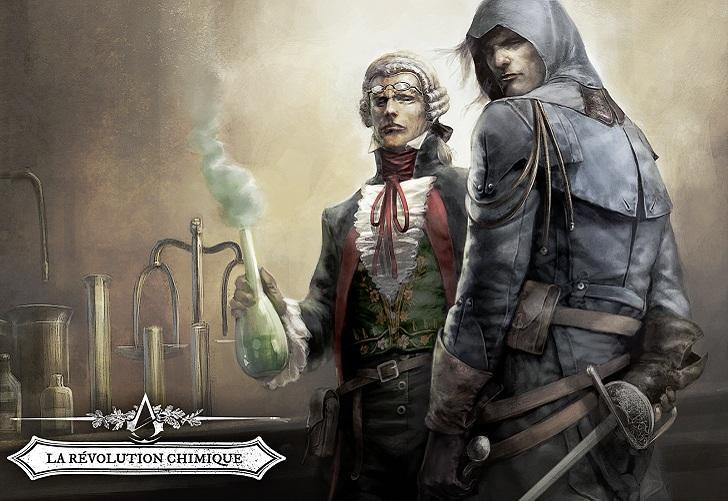 La Révolution chimique