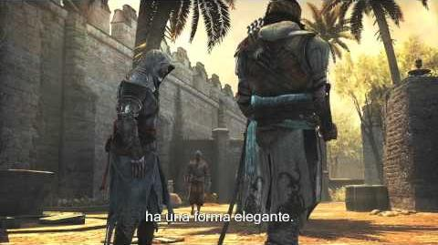 Assassin's Creed Revelations Lama Uncinata