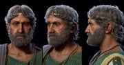 ACOD Perikles head model