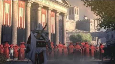 Assassin's Creed Brotherhood - Enter Rome Trailer (HD)