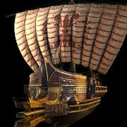 ACOD The Scarlet Dawn Ship Design.png