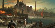 ACR Constantinople Port