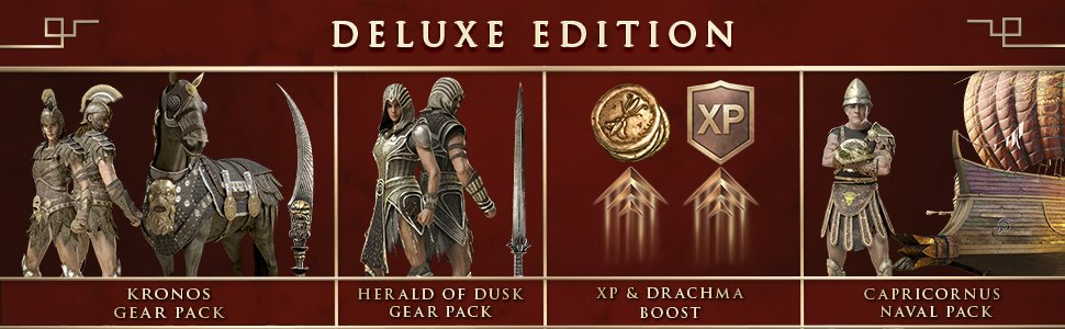 Deluxe Pack (Odyssey)