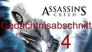 Assassin's Creed 1 Gedächtnisabschnitt 4