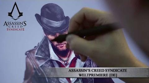 Assassin's Creed Syndicate Weltpremiere DE