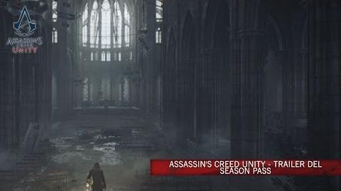 Assassin's Creed Unity - Trailer del Season Pass IT