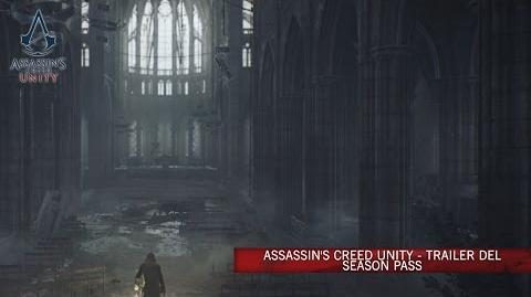 Assassin's Creed Unity - Trailer del Season Pass IT