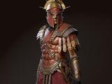 Spartan War Hero Set