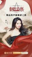 AC Turbulence Affiche chinoise 1