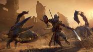 ACO DLC Combat Scorpions