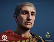 ACO Julius Caesar Head Model - Eugene Fokin
