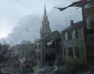 Assassins creed 3 artwork