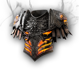 Chest Plate of the Underworld
