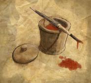 ACU Pot et pinceau