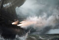 ACIII Bataille navale canons concept
