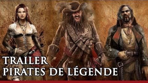 Des pirates légendaires Assassin's Creed IV Black Flag FR