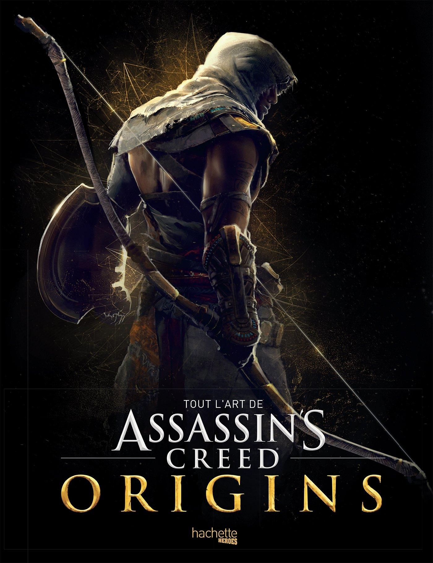 Tout l'art de Assassin's Creed: Origins