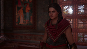 ACOD Ashes to Ashes - Kassandra Entering Shrine