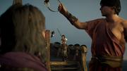 ACO Pompeius Magnus - Aya aiming