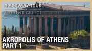 Assassin's Creed Discovery Tour The Akropolis of Athens Ep