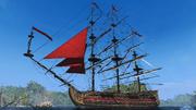 AC4 Pirate Hunter Man O War