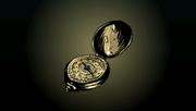 ACP Treasure Old Pocket Watch