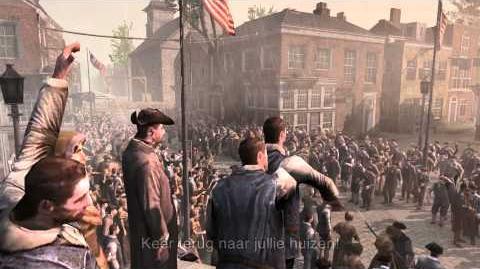 Assassin's Creed III - accolade-trailer