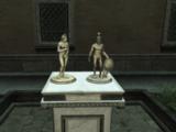 Estatuillas de Monteriggioni
