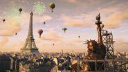 ACU Tour Eiffel Belle Epoque