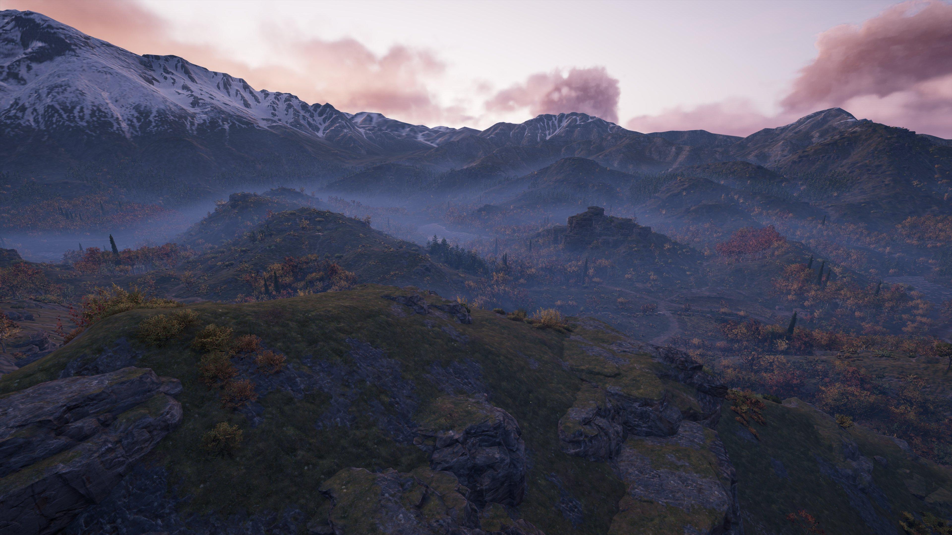 Unexplored Mount Pangeon