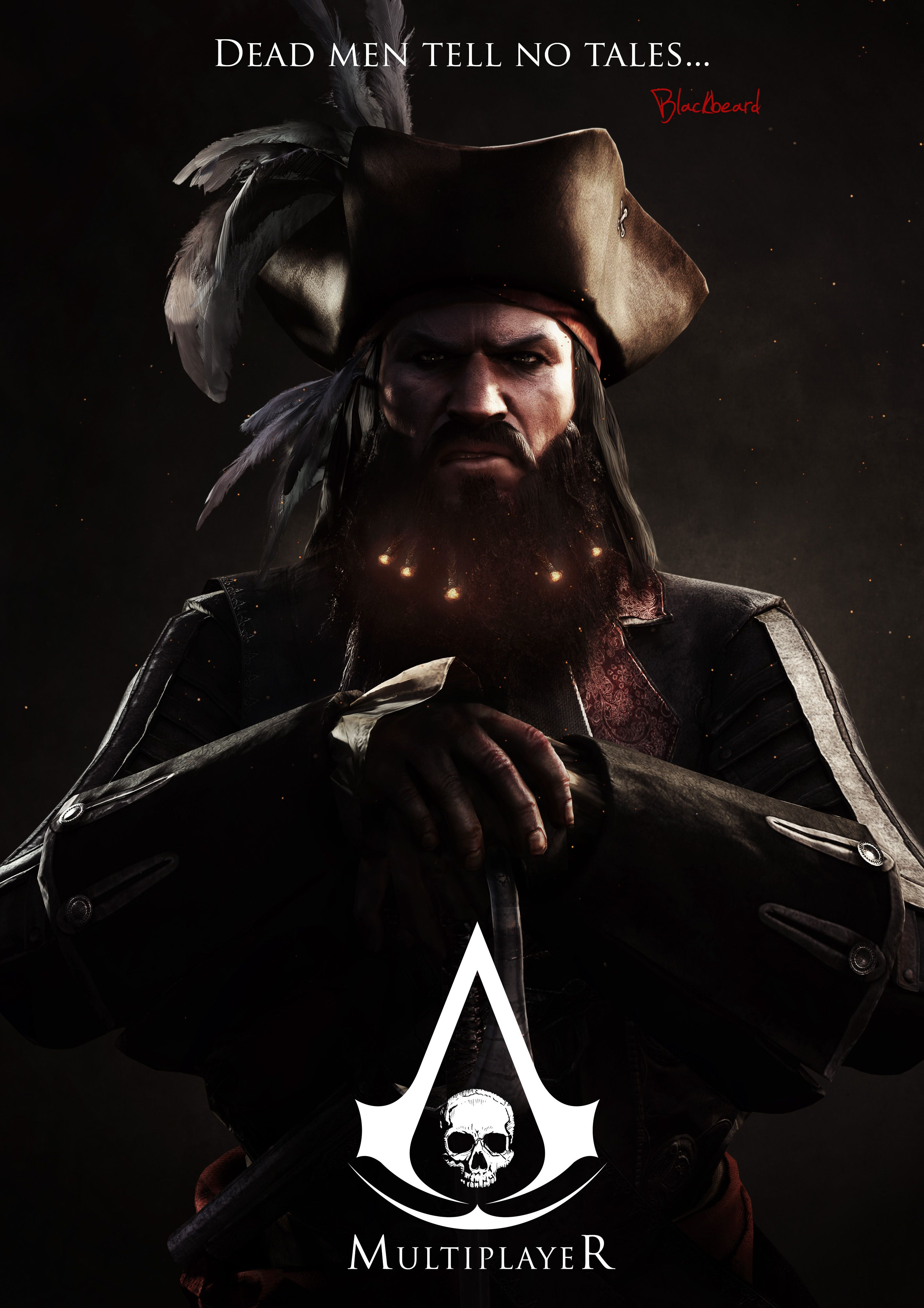 Blackbeard (Animi Avatar)