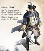 乔治·华盛顿的日记 本尼迪克特·阿诺德
