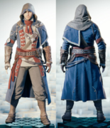 ACU Master Brigand Outfit