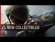 Assassin's Creed Syndicate- Assassin's Gauntlet & Cane Sword Collectibles - Ubisoft -NA-