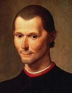 Monde réel Nicolas Machiavelli